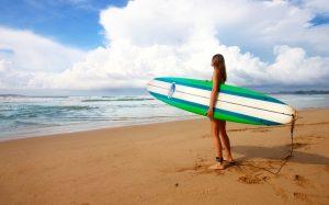 Les préalables pour apprendre à surfer?